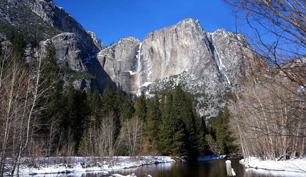 Yosemite kings canyon sequoia three national parks at for Fish farms near me