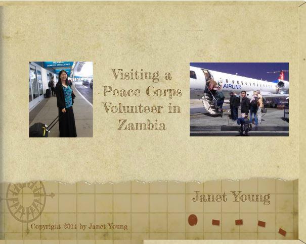 Zambia Photobook page 1