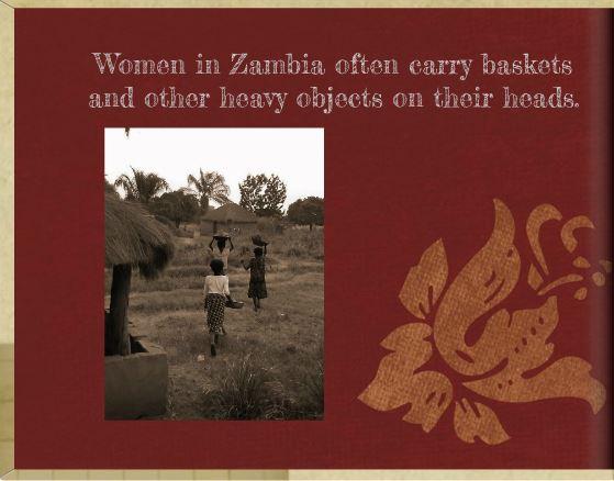 Zambia Photobook page 14