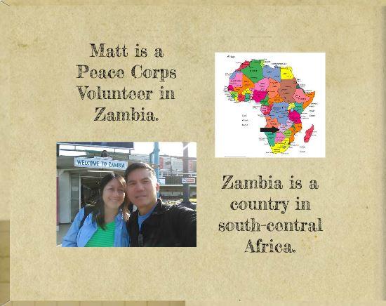 Zambia Photobook page 2