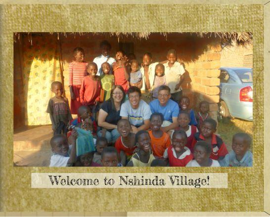 Zambia Photobook page 5