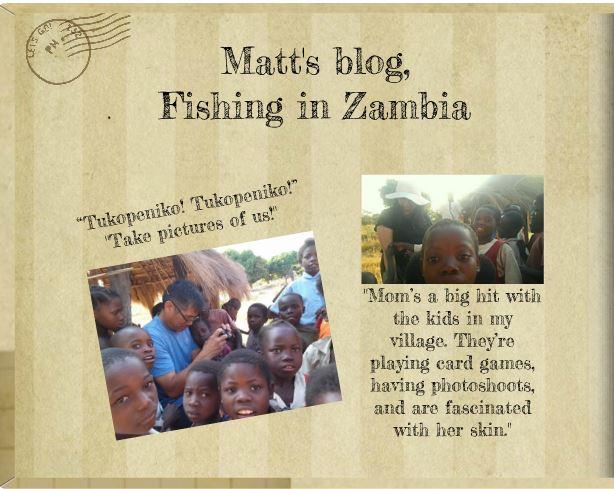 Zambia Photobook page 6